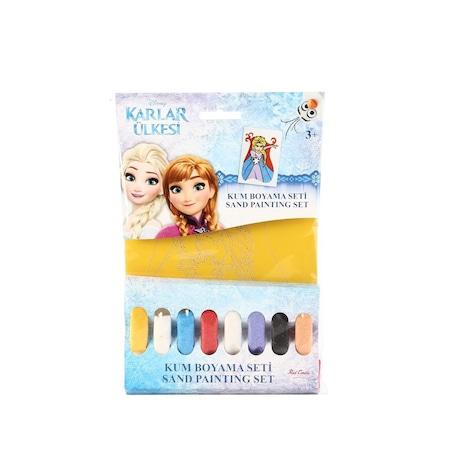 Frozen Elsa Ve Anna Kum Boyama Oyunu N11com
