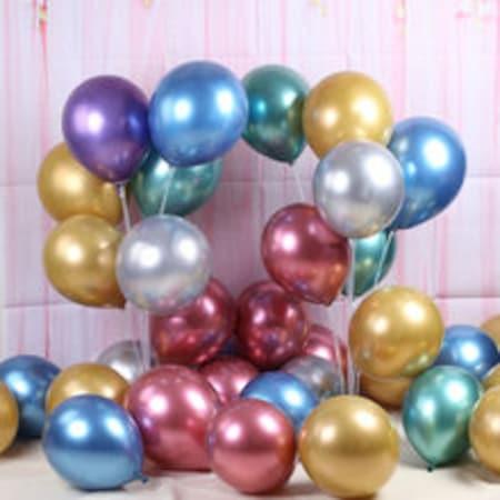 Çoğu Balon Hava veya Helyum ile Doldurulabilir