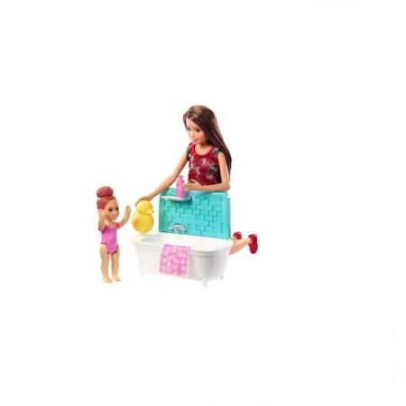 Barbie Bebek Bakıcılığı Oyun Seti 3yaş N11com