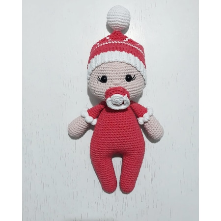 Amigurumi emzikli bebek – 10marifet.org | 450x450