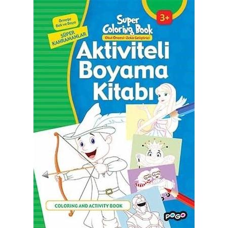 At Boyamasy Boyama Sayfasi