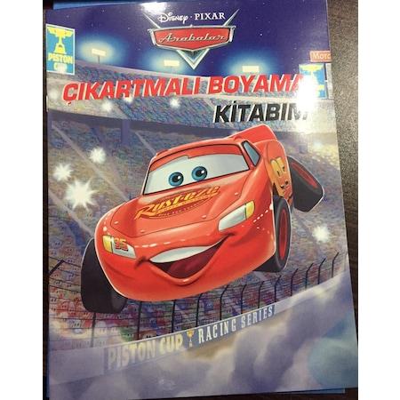 Arabalar Boyama Kitabı N11com