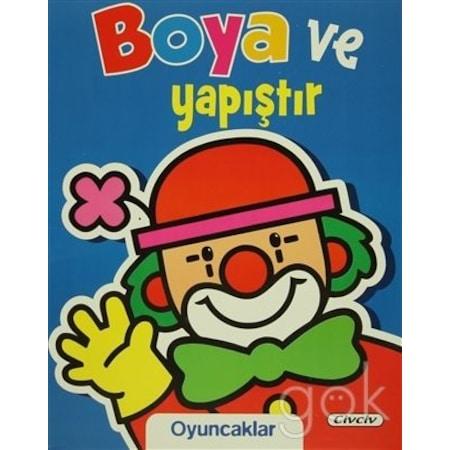 Oyuncaklari çocuk Boyama Kitapları Fiyatları N11com