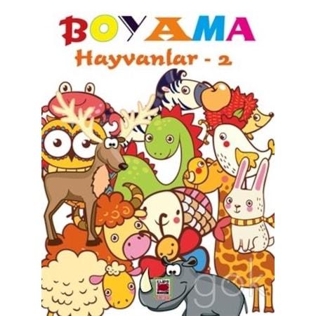 Boyama Hayvanlar 2 N11 Com