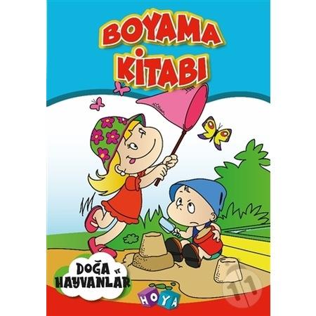 Boyama Kitabi 5 6 Yas Doga Hayvanlar N11 Com
