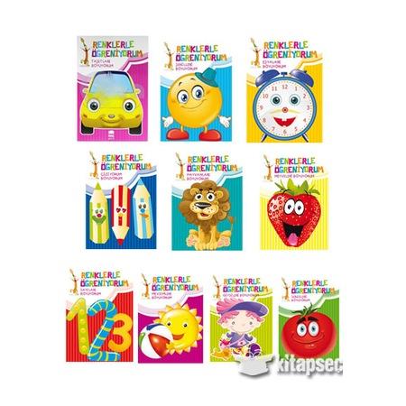 çocuk Boyama Kitapları Fiyatları N11com 3167