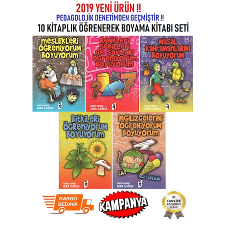 çocuk Boyama Kitapları Fiyatları N11com