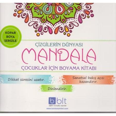 Cizgilerin Dunyasi Cocuklar Icin Mandala Boyama N11 Com