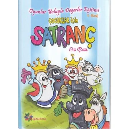 Satranc Kitap çocuk Boyama Kitapları Fiyatları N11com