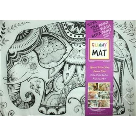 Funny Mat 1002 Fil Mandala N11com