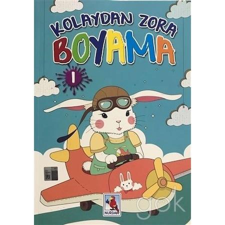 Zor çocuk Boyama Kitapları Fiyatları N11com