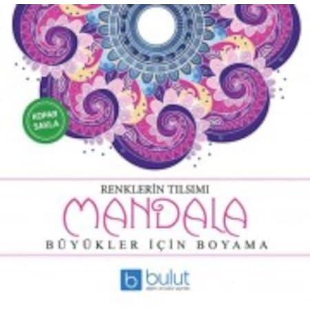 Mandala Boyama Kitabı N11com