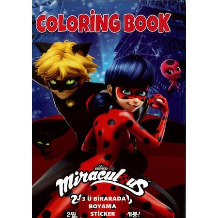 Mucize Ugur Bocegi Boyama Kitabi Sticker Ve Maske Hediyeli N11 Com