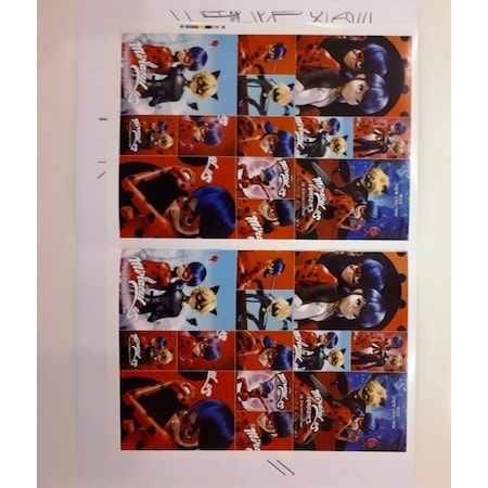 Mucize Uğur Böceği Faaliyet Boyama Kitabı Sticker Maske N11com