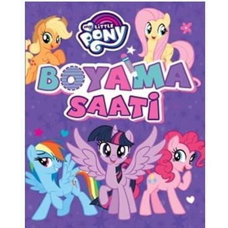 My Little Pony Boyama Saati N11 Com