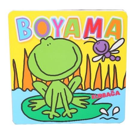 Net Boyama Kurbağa N11com