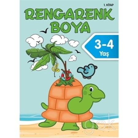 1 Yaş çocuk Boyama Kitapları Fiyatları N11com