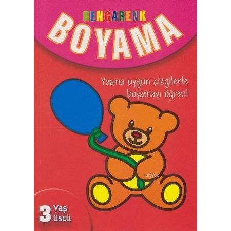 3 Kitap Cocuk Boyama Kitaplari Fiyatlari N11 Com