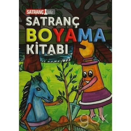 Satranc Boyama Kitabi N11 Com