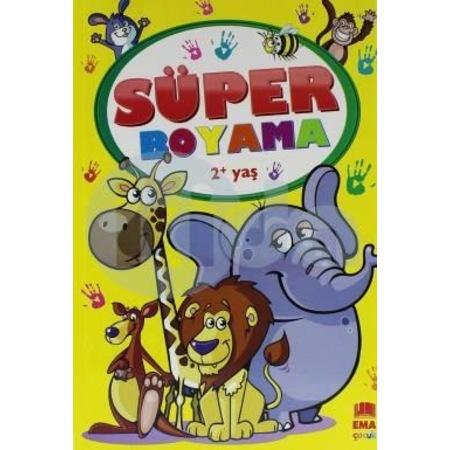 2 Yaş çocuk Boyama Kitapları Fiyatları N11com