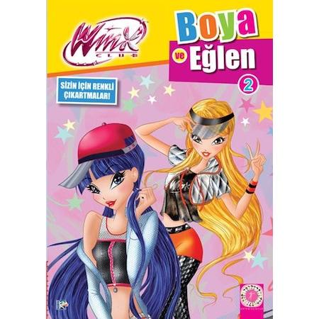 Winx Club Boya Ve Eglen 2 N11 Com