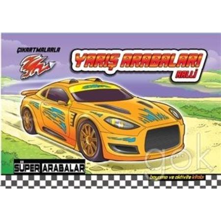 Yarış Arabaları Ralli Süper Arabalar
