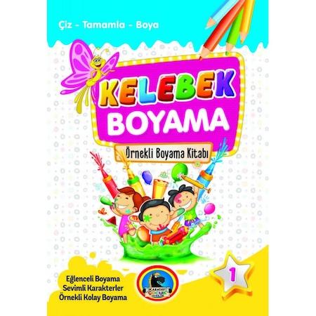 4e Karatay Boyama Kelebek Seri 2015 153 08 2633 N11com