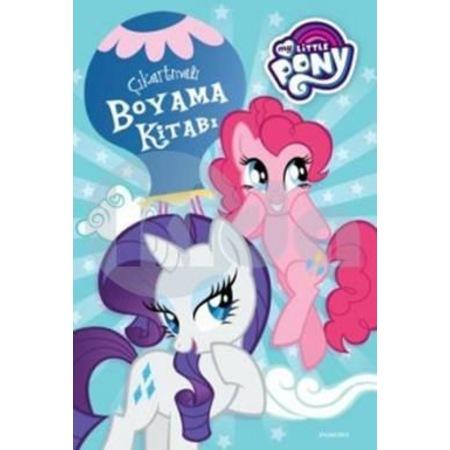 My Little Pony Cikartmali Boyama Kitabi N11 Com