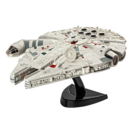 Star Wars Uzay Gemisi Maket Model Kit Millennium Falcon Boya