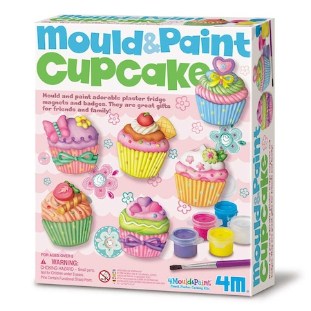 4m Mould Paint Cup Cake Kalıp Boyama Top Kek N11com