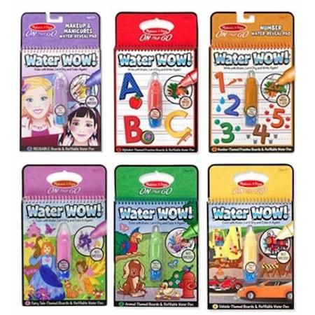 Sihirli Boyama Kitabı Water Wow Boyama Kitabı Eğitici Oyuncak N11com