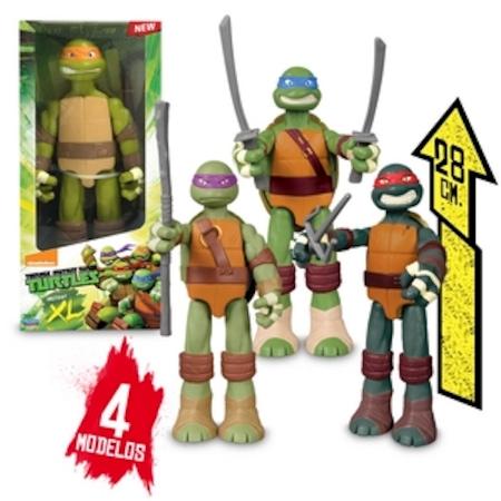 28 Cm Ninja Kaplumbağalar Action Figür Oyuncak Lisanslı ürün N11com
