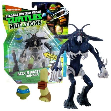 Ninja Kaplumbağalar Mutasyon Oyuncak Figür Seti Razhar 90380 B N11com