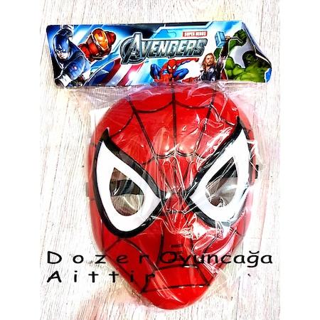 Partistok Spiderman Maske Cocuk Oyuncaklari Parti Egitici