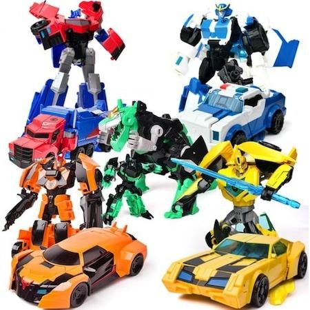Transformers Oyuncak Çeşitleri: Göründüğünden Daha Fazlası