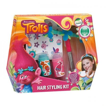 Trolls Saç Boya Seti Saç Boyama Oyunu N11com