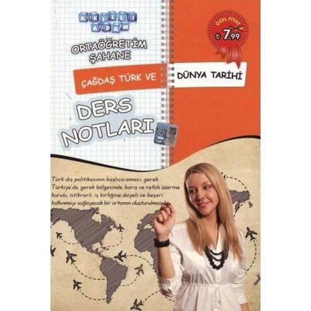 Akıllı Adam Yayın Ygs Lys çağdaş Türk Ve Dünya Tarihi Ders Notlar