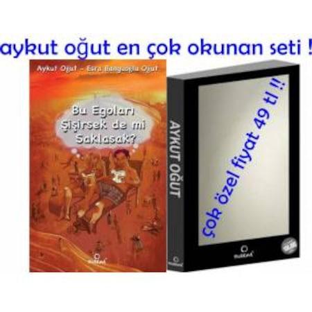 Aykut Oğut En çok Okunan Kitap Seti 2 Kitap özel Fiyat Sıfır N11com
