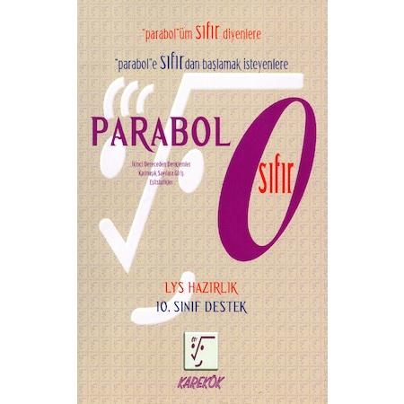 Karekök Yayınları Lys Parabol Sıfır Konu Anlatımlı Kitap N11com