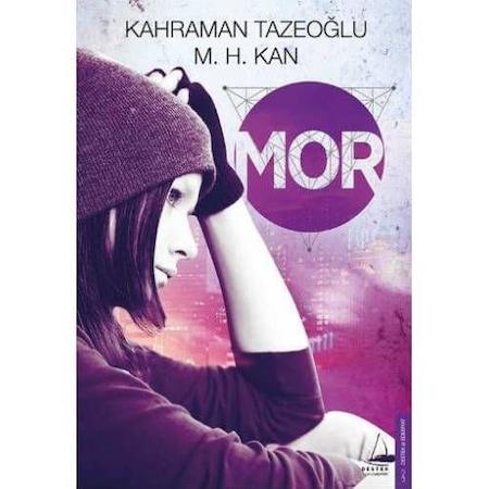Mor Kahraman Tazeoğlu Son Kitap Orjinal Sıfır Bandrollü N11com