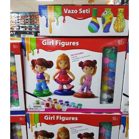 Kutulu Sevimli Kızlar Boyama Oyunu N11com