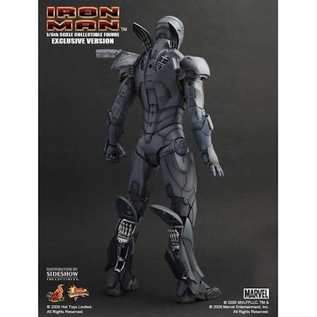 Iron Man Mark Iıı Gunmetal Exclusive Sixth Scale Figure Mms101 N11com