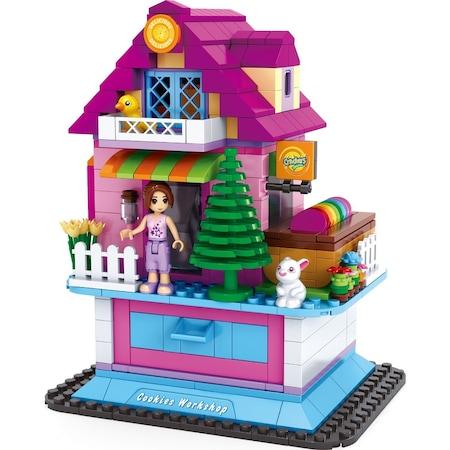 Farklı Özellikleri ile Lego ve Puzzle Modelleri