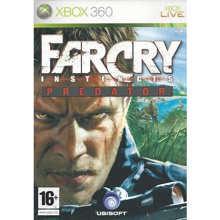 Xb360 Far Cry Instincts Predator Teshir Urun Faturali Fiyatlari Ve Ozellikleri