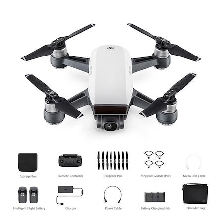 Dji Spark Drone >> Dji Spark Drone Combo Set N11 Com