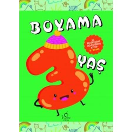 Boyama 3 Yas Visne Cocuk N11 Com