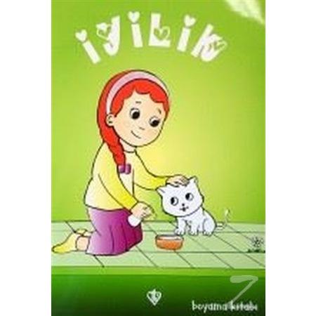 Iyilik Boyama Kitabi N11 Com