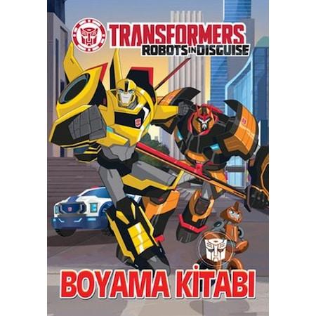 Transformers Boyama Kitabı N11com