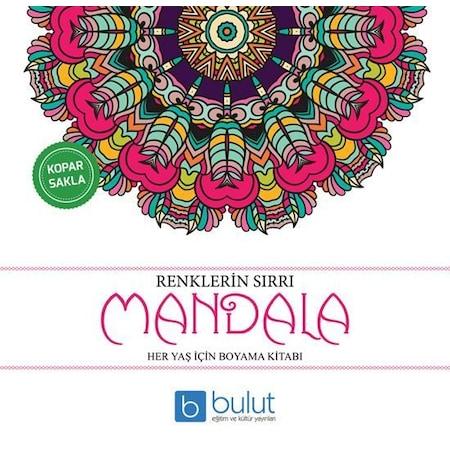 Bulut Mandala Renklerin Sirri Boyama Kitabi Bulut Yayinlari N11 Com