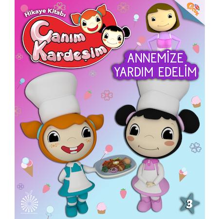 Kumtoys Canim Kardesim Saatli Kum Boyama 8680648701280